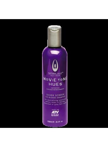 Movie Tone Hues Silver Screen Shampoo  Natural Look 250ml