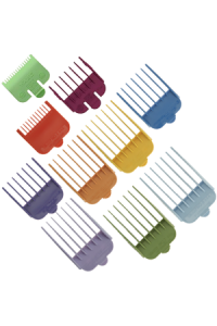 Attachments Coloured Wahl 10 Pkt