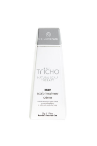 Tricho Relief Scalp Treatment Creme De Lorenzo 50g