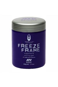 Freeze Frame Styling Gel Atv Natural Look 500g