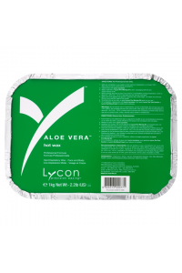 Aloe Vera Hot Wax Lycon 1kg