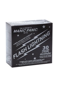 Manic Panic 30vol Flash Lightning Bleach Kit