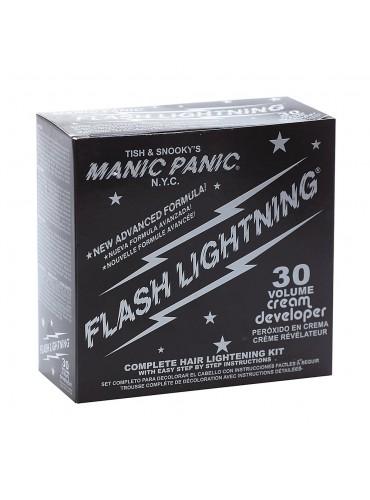 Manic Panic 30vol Flash Lightning Bleach Kit