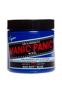 Manic Panic Bad Boy Blue Classic Creme 118ml