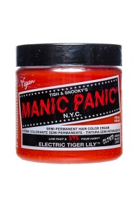 Manic Panic Electric Tiger Lily Classic Creme 118ml