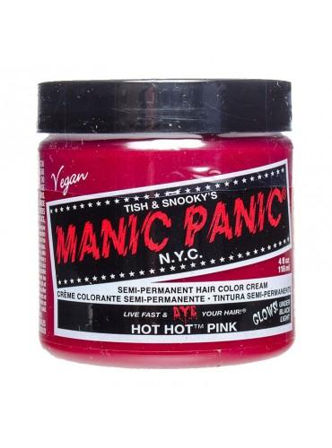 Manic Panic Hot Hot Pink Classic Creme 118ml