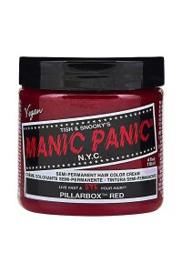 Manic Panic Pillarbox Red Classic Creme 118ml