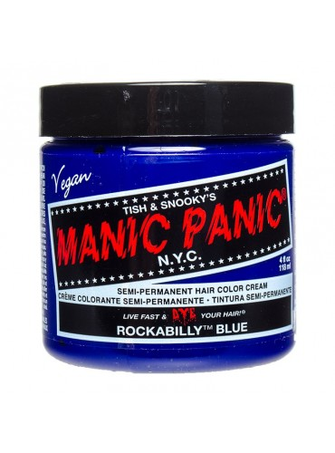 Manic Panic Rockabilly Blue Classic Creme 118ml
