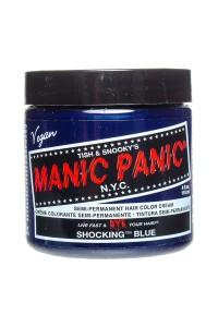 Manic Panic Shocking Blue Classic Creme 118ml