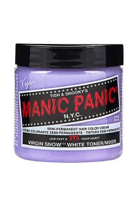 Manic Panic Virgin Snow Classic Creme 118ml