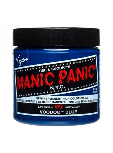 Manic Panic Voodoo Blue Classic Creme 118ml