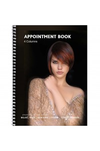 4 Column Appointment Book Touch