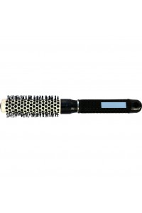 Tuscany Ceramic Brush Nano Black Small 25mm