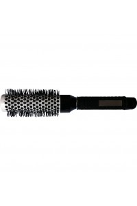 Tuscany Ceramic Brush Nano Black Medium 32mm