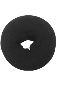 Hair Candy Donut Small Black 9g