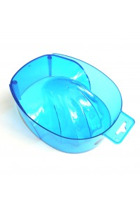 Manicure Bowl Blue Touch