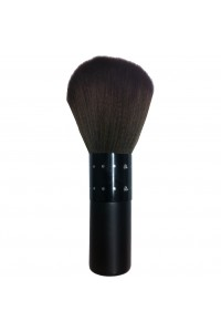 Neck Brush Black Bling Handle Touch